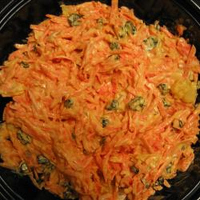 Carrot and Raisin Salad II