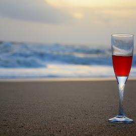 """You haunt my days and dreams.""  by Chobi Wala - Food & Drink Alcohol & Drinks ( #sea #beach #food #drinks #nature,  )"