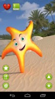 Screenshot of Talking Star Fish