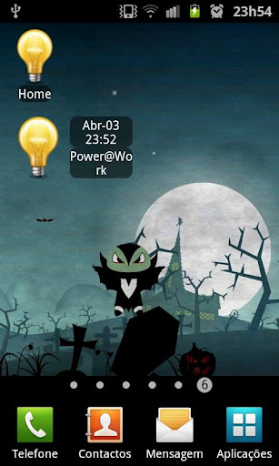 Angry Bolt Widget