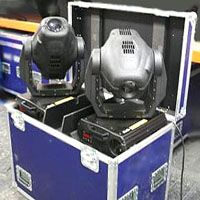 575 Krypton martin stage light disco hire baguio city lighting pic
