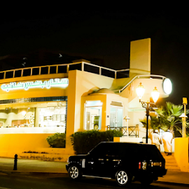 Coffee hotspot by Abhijit Maity - City,  Street & Park  Markets & Shops ( qurem beach, muscat, oman, coffee, hotspot, starbucks,  )