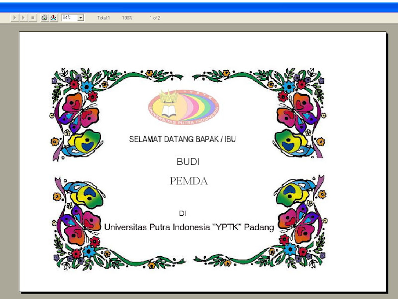 Source Code Program Visual Basic : Program Buku Tamu