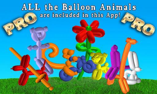 Balloon Animals PRO