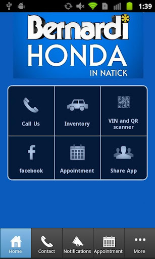 Bernardi Honda of Natick