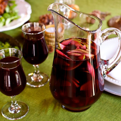 Thanksgiving Cider Sangria