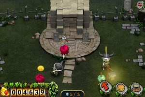 Screenshot of Zombie Hunting