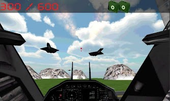 Screenshot of Army sniper: Air Attack