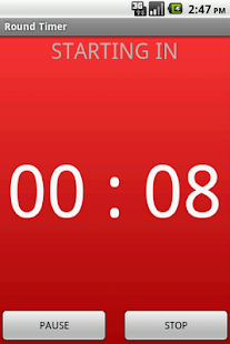 Round Timer for MMA & Boxing - screenshot