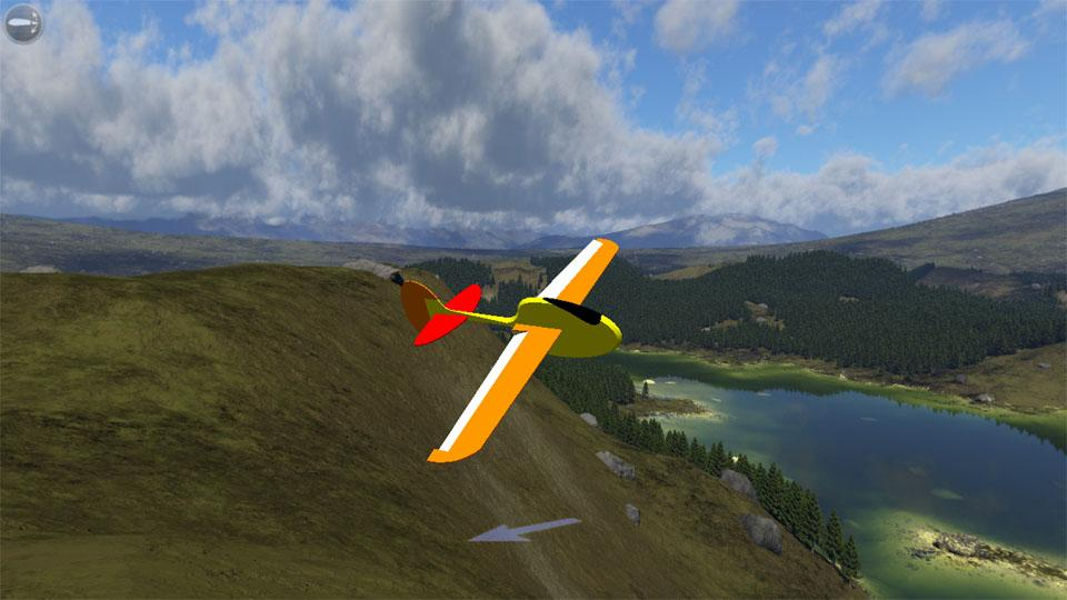 PicaSim: Flight simulator 1.1.1055