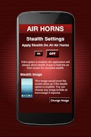 Screenshot of Air Horn Loud