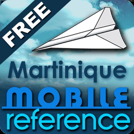 旅遊必備App|Martinique - FREE Guide & Map LOGO-綠色工廠好玩App