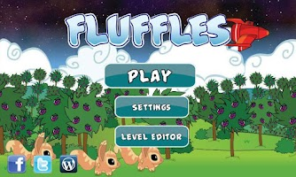 Screenshot of Fluffles