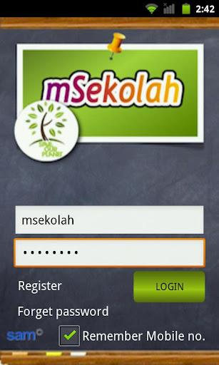【免費教育App】mSekolah-APP點子