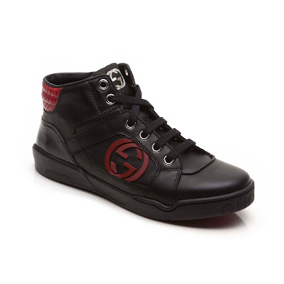 Gucci Kid Zip High Top HIGH TOP