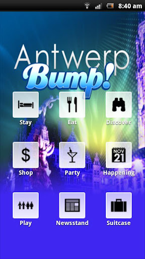 Bump Antwerp