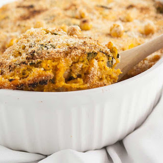 Rich Root Vegetable Casserole