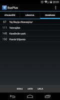 Screenshot of BusPlus