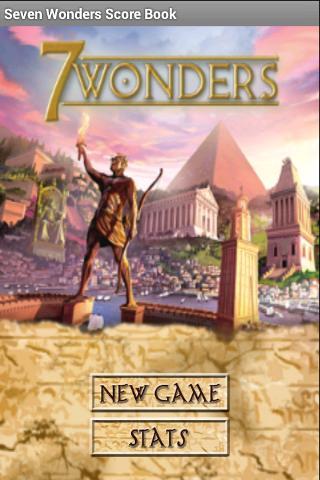 7 Wonders Score Keeper Free
