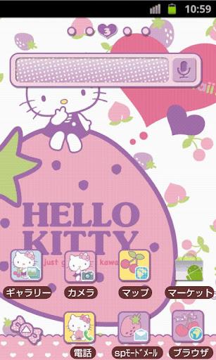 HELLO KITTY Theme31