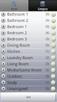 Screenshot of MyHome Lite: Home Inventory