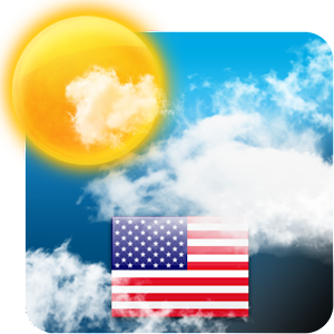 Cover art USA Weather forecast