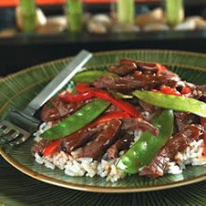 Beef And Mangetout Stir Fry