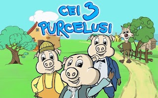 Screenshot of Cei Trei Purcelusi