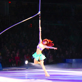 Disney on Ice by Jim Antonicello - People Musicians & Entertainers ( arena, ice skating, disney, cleveland )