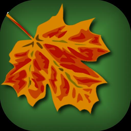 Falling Leaves LOGO-APP點子