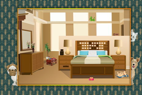 Escape Game - Puppy Lover Home - screenshot