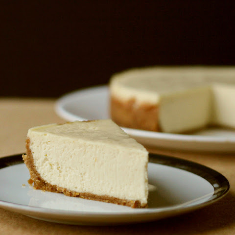 Pressure Cooker Cheesecake