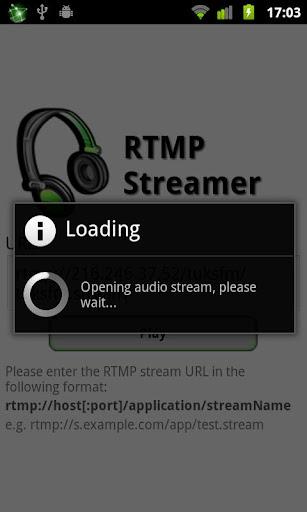【免費音樂App】RTMP Streamer-APP點子