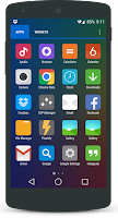 Screenshot of MIUI 6 - Launcher Theme