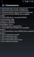 Screenshot of Totmannwarner
