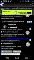 Screenshot of RADIO DE RAP