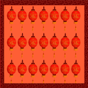 Chinese New Year Lanterns icon
