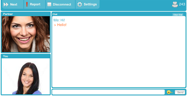 chat roulette apps