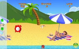 Screenshot of Little Sucker