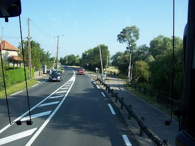 Zapory kolejowe dla rowerów (sic!)