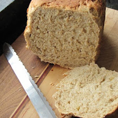 Hearty Nut Bread--Bread Machine