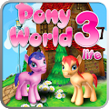 Game Pony World 3 APK for Kindle