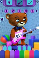 Screenshot of Talking Teddy Bear Pro