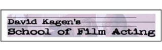 David Kagen's School of Film Acting Logo