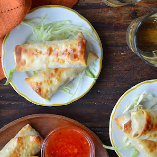 Vietnamese Spring Rolls with Slow Cooker Pork Recipe | Yummly