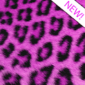 GO Keyboard Pink Cheetah
