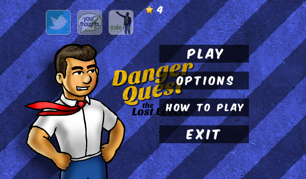 Danger Quest! The Lost Levels Screenshot 11