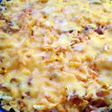 Bacon Hash Browns Bake