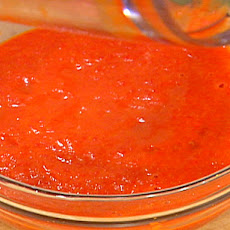 Homemade Red Hot Sauce
