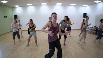 Screenshot of Latin Dance Aerobic Workout